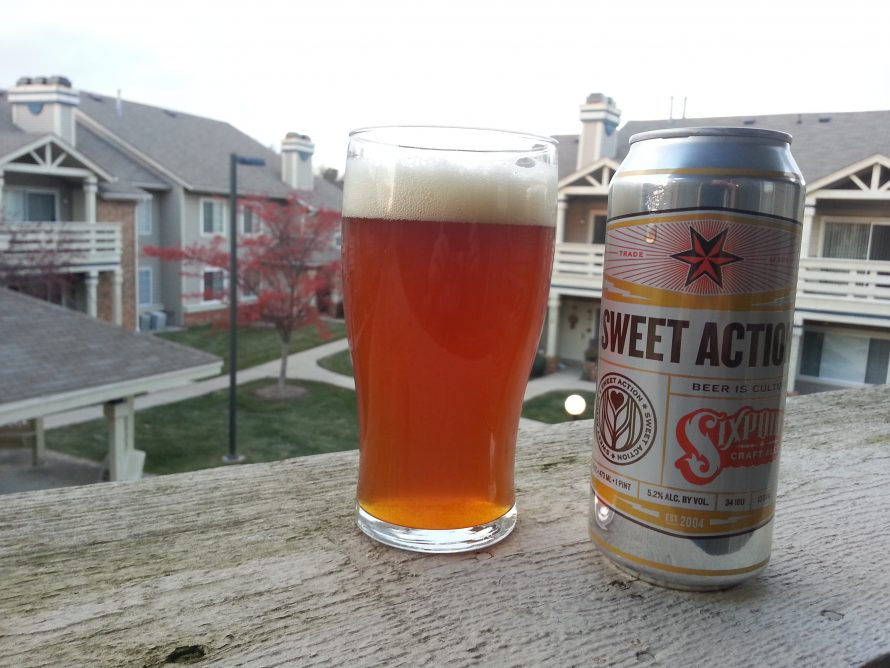 Sweet Action: Sixpoint Craft Ales