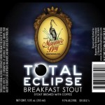 Total Eclipse Breakfast Stout – Maumee Bay Brewing Company