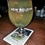 New Belgium: Accumulation White IPA