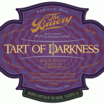 The Bruery's Tart of Darkness; Sour Stout Aged in Oak