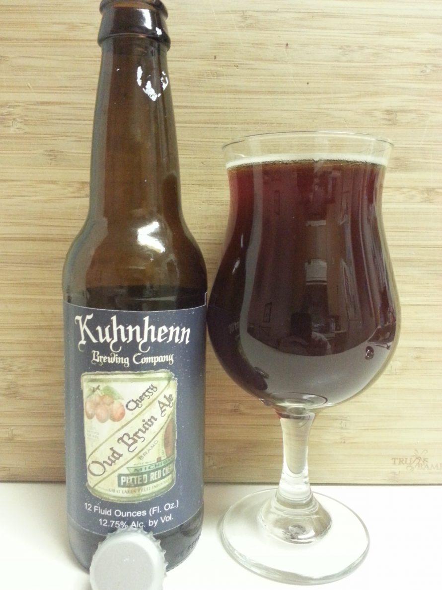 Kuhnhenn Brewing: Oud Bruin Ale