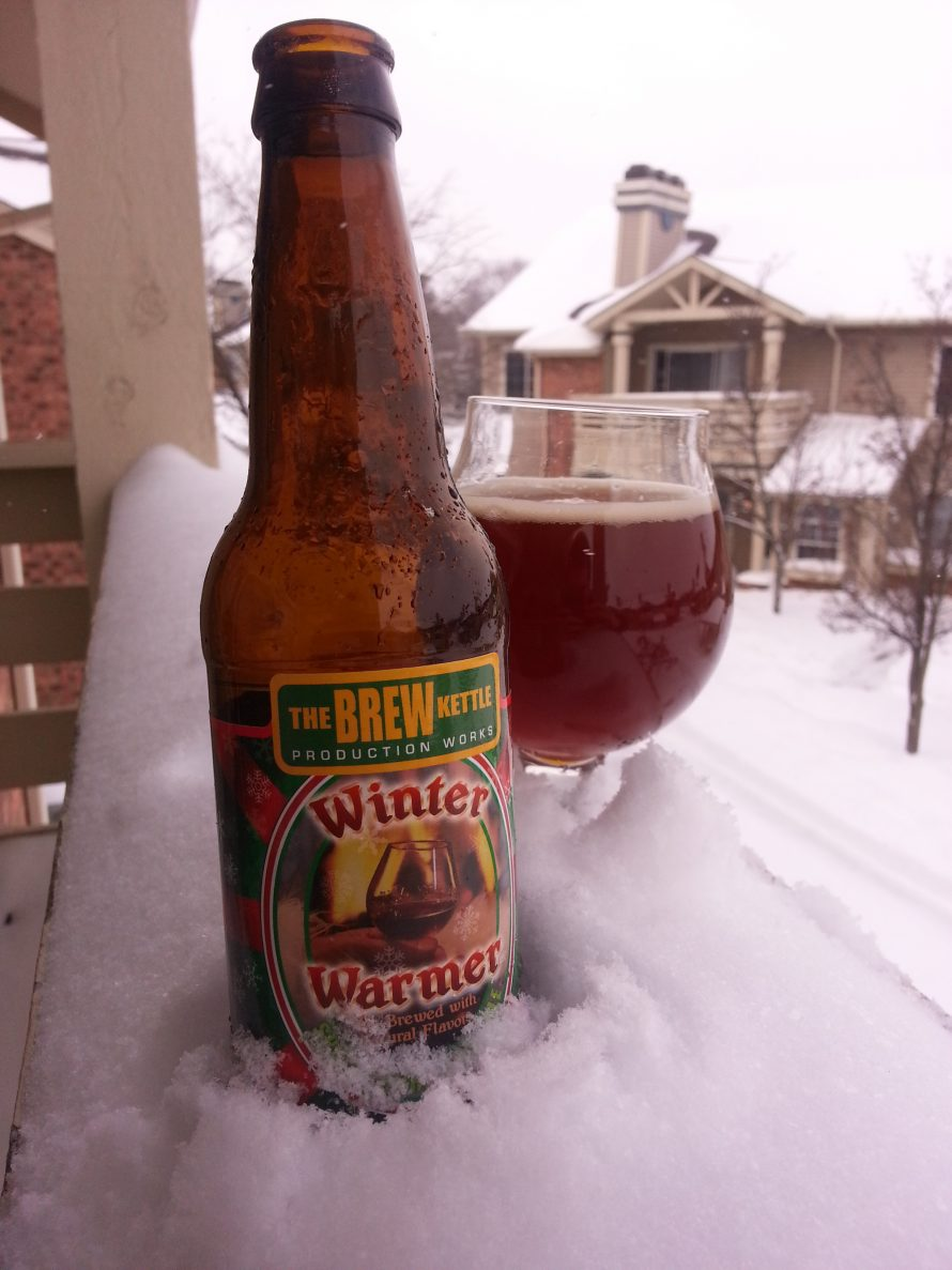 Winter Warmer 2014 – The Brew Kettle – 25 Days of Beers and Cheers 12/21