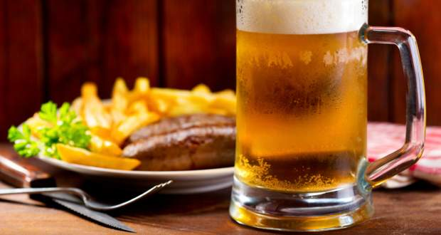 Beer and Food: Pale Ale