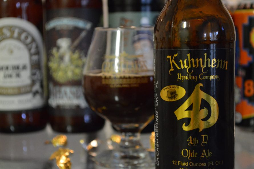 4th Dementia Bourbon Barrel Olde Ale — Kuhnhenn Brewing