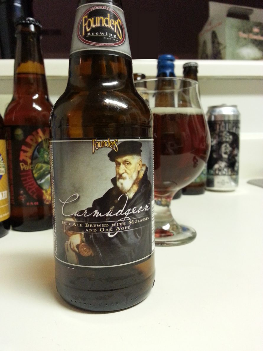 Curmudgeon Old Ale — Founders Brewing Co.