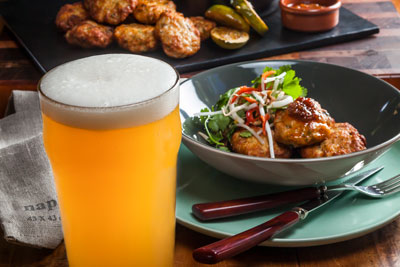 Food and Beer: IPA
