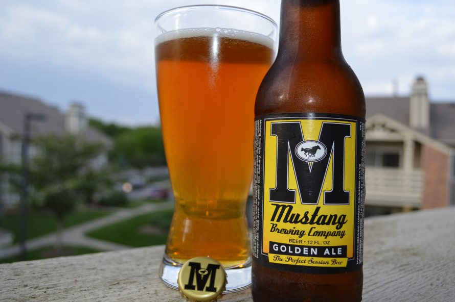 Mustang Golden Ale – The Perfect Session Beer?