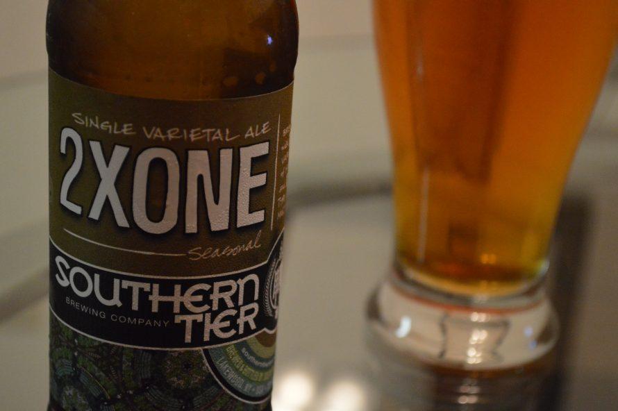 Southern Tier 2xOne – One Malt, One Hop