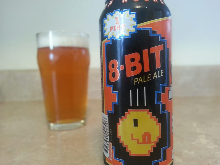 8-Bit Pale Ale – Tallgrass Brewing