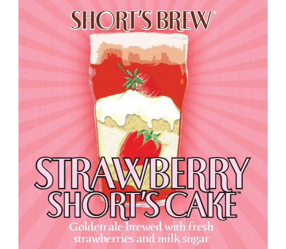 Short's Strawberry Shortcake