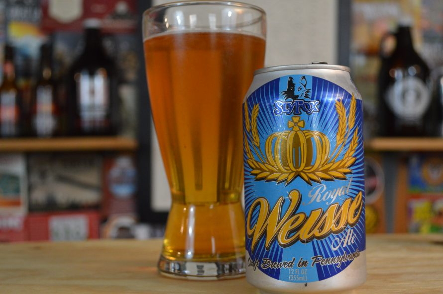 Royal Weisse – Sly Fox Brewing