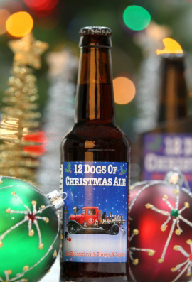 12 Dogs of Christmas – Thirsty Dog Brewing – 25 Days of Beers and Cheers – 12/2