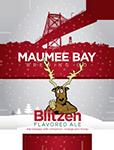 Blitzen Ale  – Maumee Bay Brewing Company