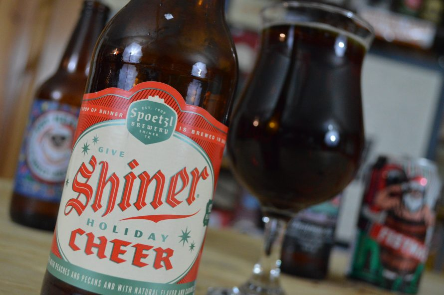 Holiday Cheer – Shiner – 25 Days of Beers and Cheers  12/6