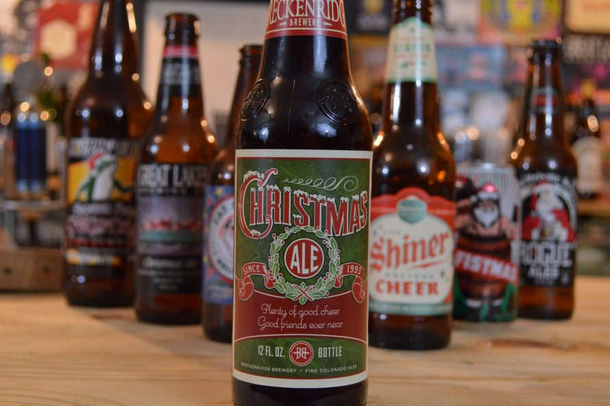Christmas Ale – Breckenridge Brewery – 25 Days of Beers and Cheers 12/9