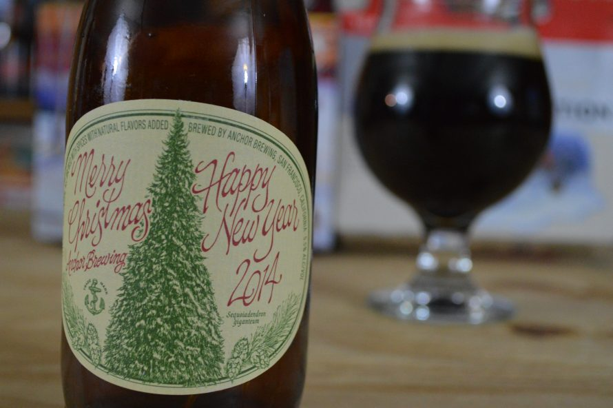 Christmas Ale (2014) – Anchor Brewing – 25 Days of Beers and Cheers 12/24
