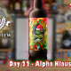 Alpha Klaus Xmas Porter – Three Floyd's Brewing – 25 Days of Beers & Cheers 12/22
