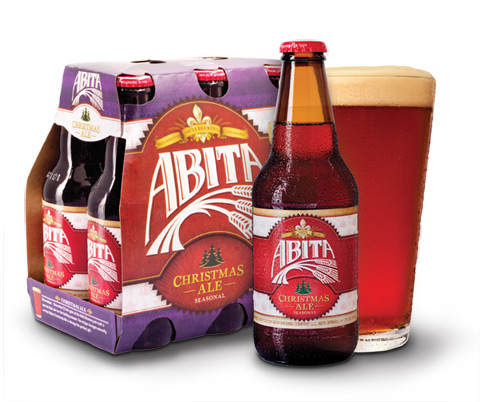 Abita Christmas Ale – 25 Days of Beers and Cheers 12/17