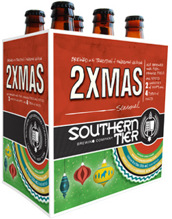 2XMAS – Southern Tier Brewing – 25 Days of Beers & Cheers 12/23