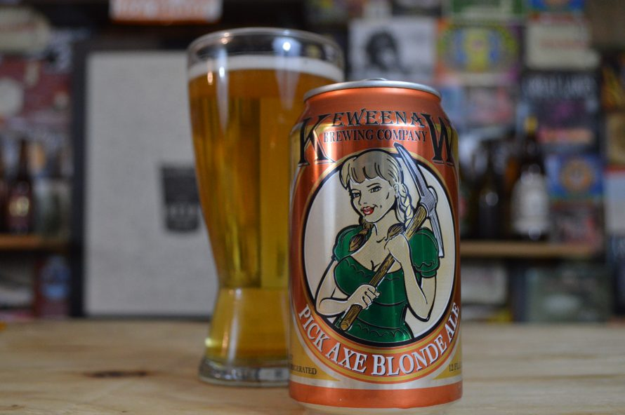 Pick Axe Blonde – A Blonde Ale Done Right?