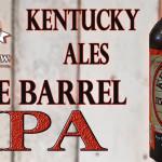 Kentucky Ales Rye Barrel IPA