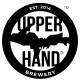 "Upper Hand Brewery Unveils New ""More  U.P. Focused"" Logo"