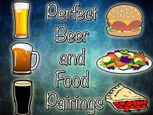 food and beer