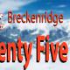 Breckenridge Twenty Five – Imperial Vanilla Porter aged in Rum!