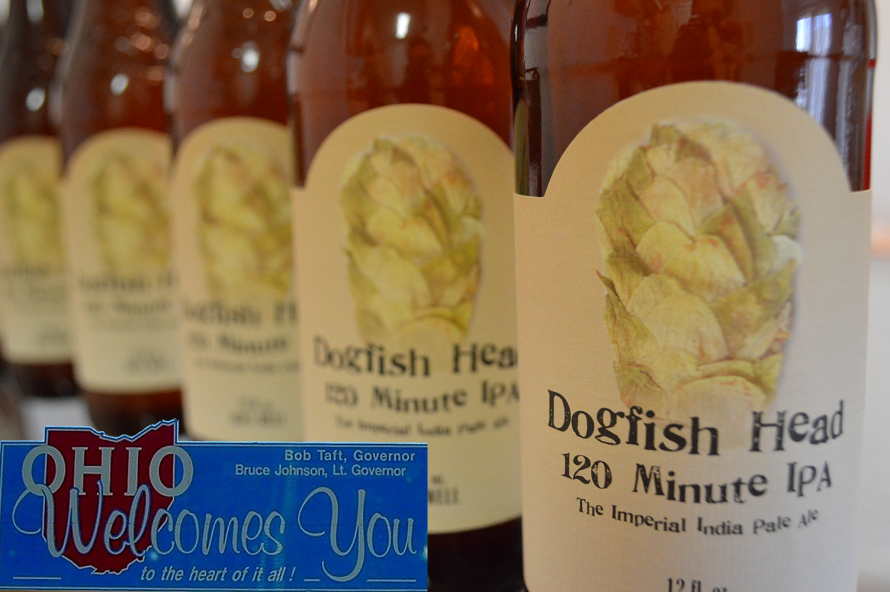 120 Min IPA to Enter Ohio | Dogfish Head