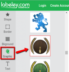 labeley-graphic
