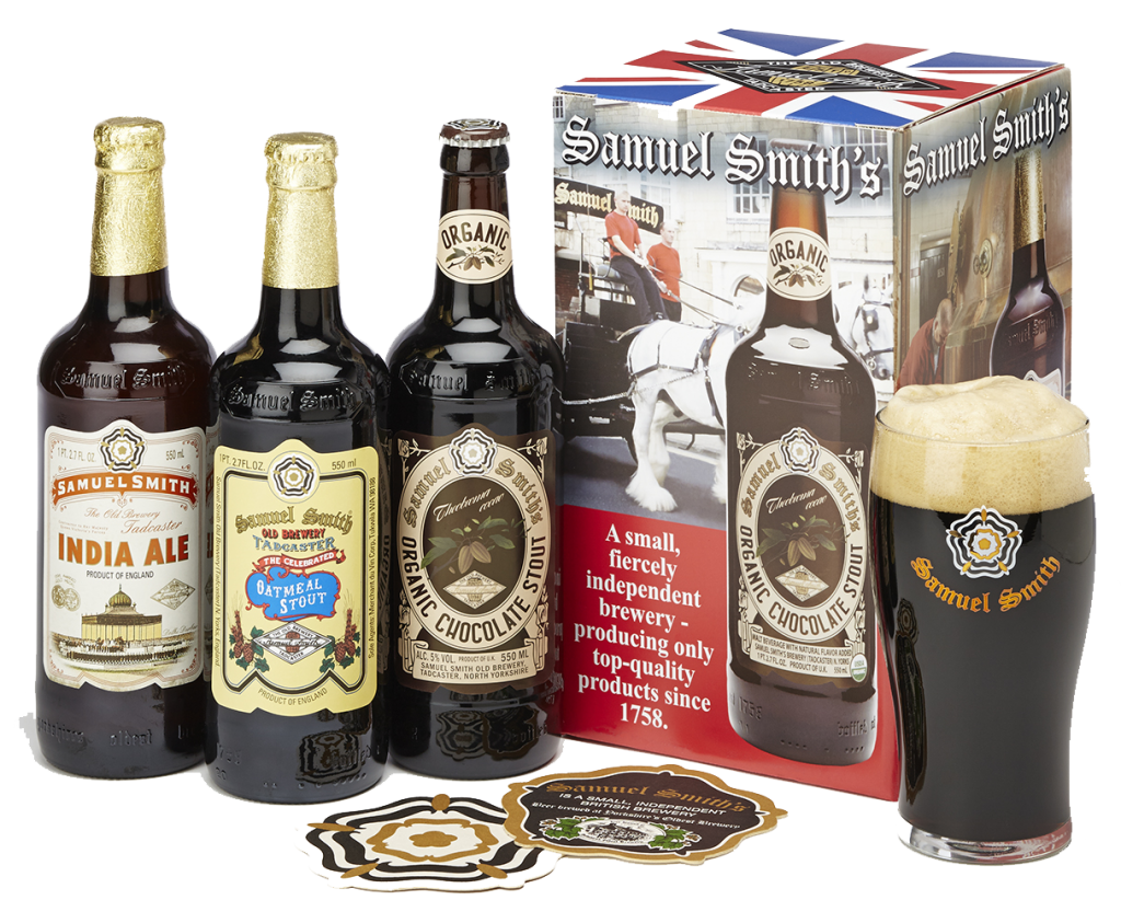 The Samuel Smith Pack That Changed My Drinking Life.
