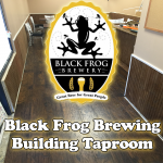 Black Frog Brewing to Open New Taproom *Story Update*