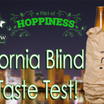 Cali Blind IPA Taste Test With A Pint of Hoppiness!
