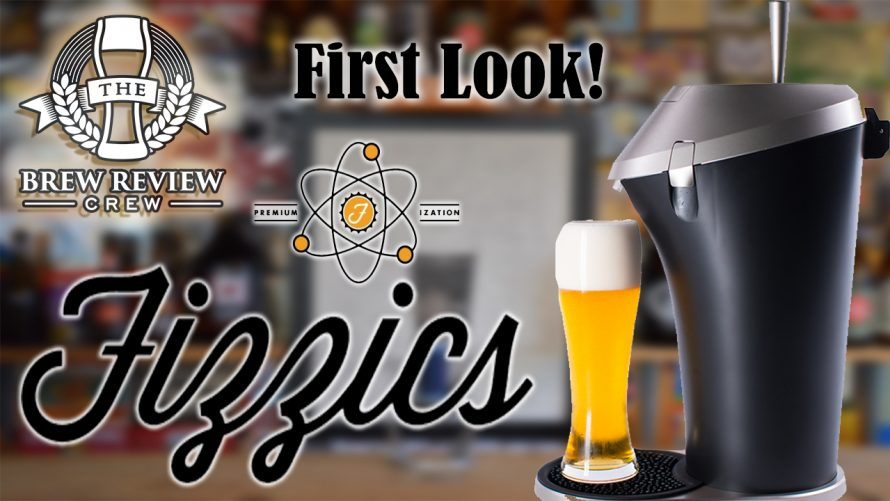 Fizzics Draft Beer System – Hands On! (As Seen on Shark Tank!)