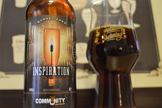 Barrel Aged Inspiration – Community Beer Co.