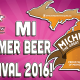 2016 Michigan Summer Beer Festival