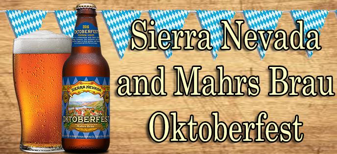 Sierra Nevada Partners with Mahr's Brau on New Oktoberfest