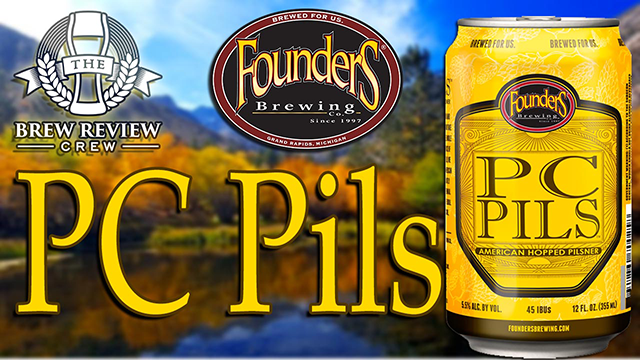 PC Pils – A Traditional Pilsner with American Hops!