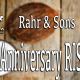 Rahr & Sons 11th Anniversary Stout