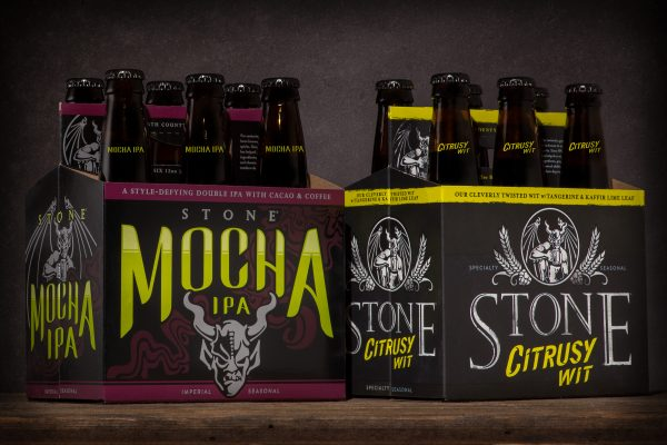 Stone Releases Two Unusual Summer Ales
