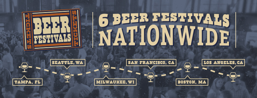 Sierra Nevada Beer Camp Across America Festival Tickets now Available