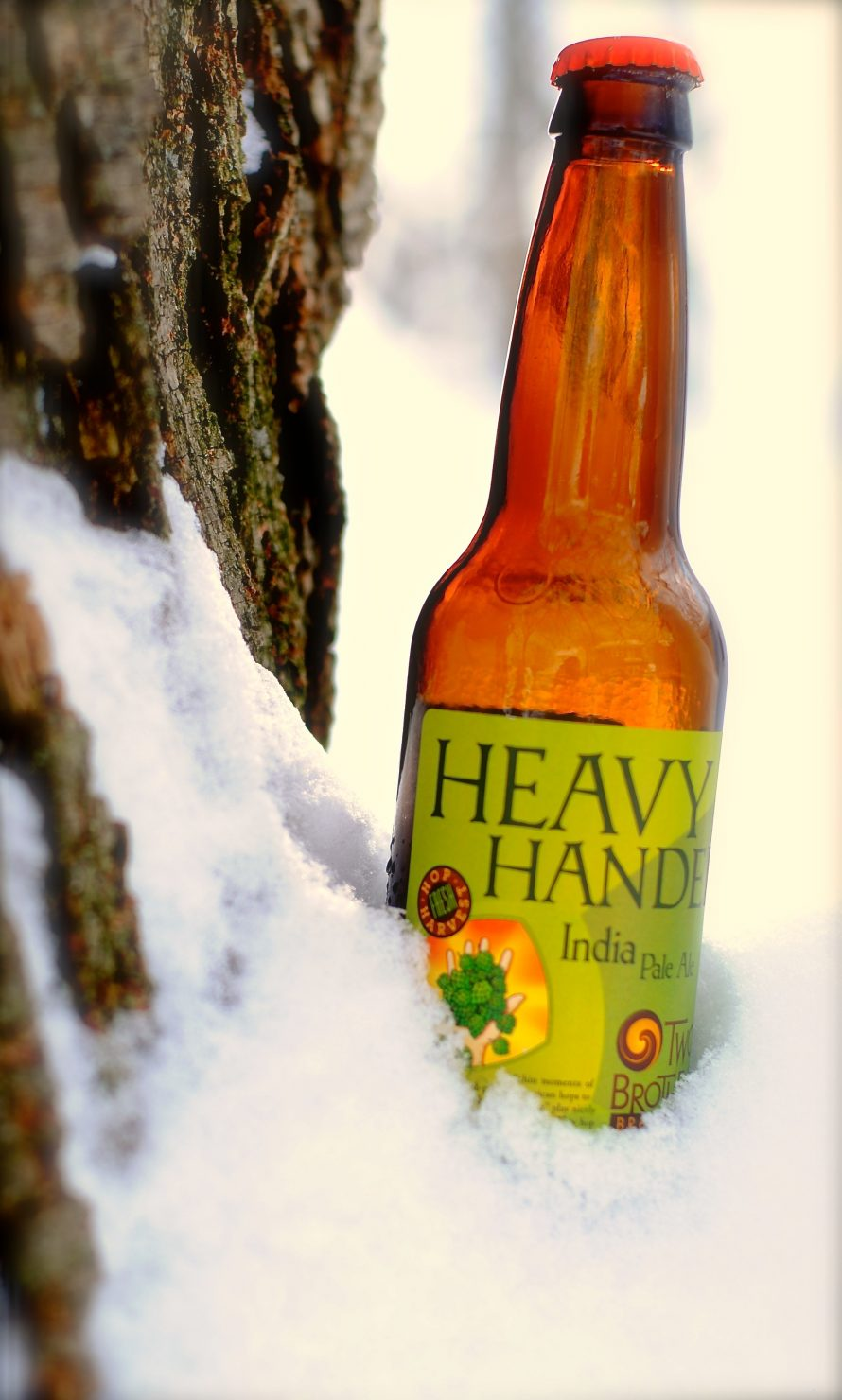 Two Brothers Brewing Company - Heavy Handed IPA - The Brew ...
