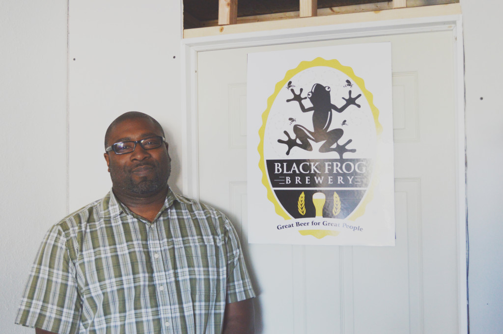 Chris Harris - Owner & Brewer at Black Frog Brewery