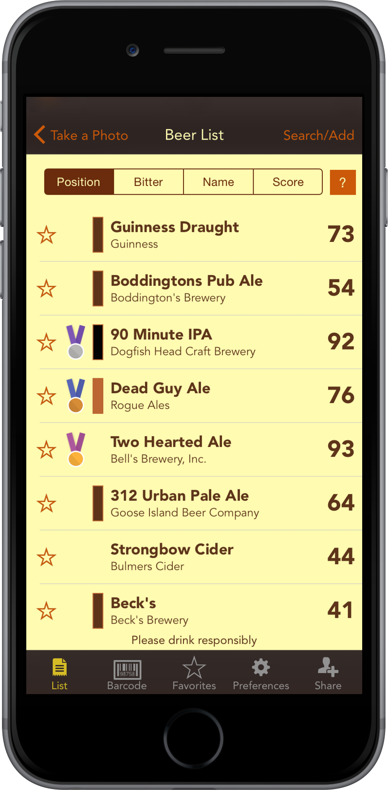 Picky Pint - A New Craft Beer App to Help Navigate Beer Menus with