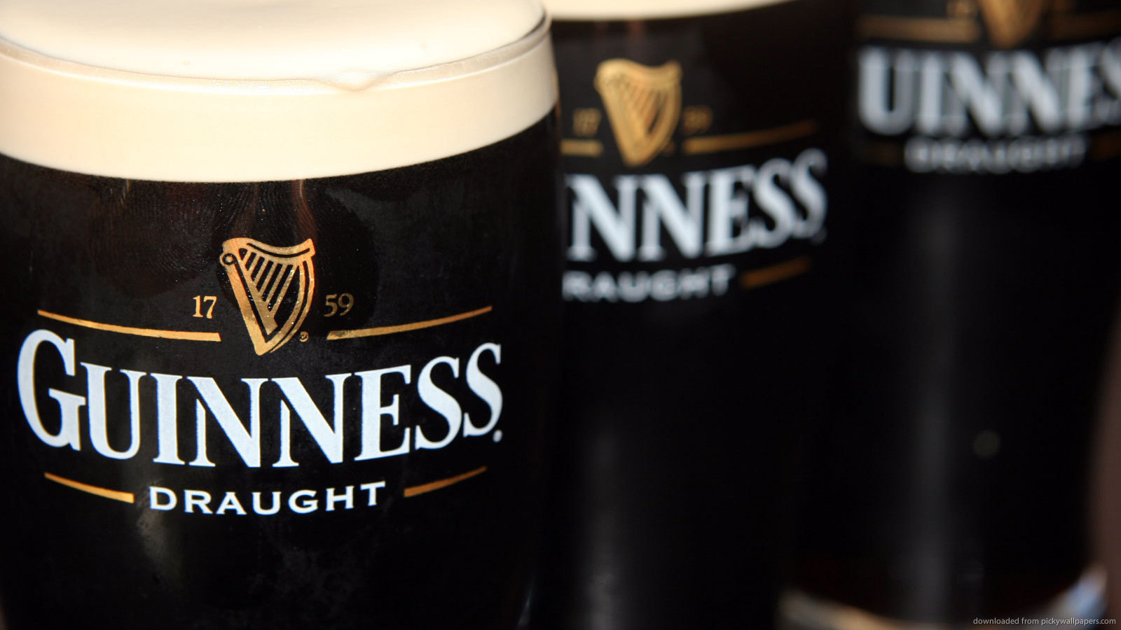 Top 5 craft beers for guinness lovers the brew review crew - Guinness beer images ...